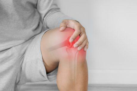 skausmo su skausmu sąnariuose atsiliepimus