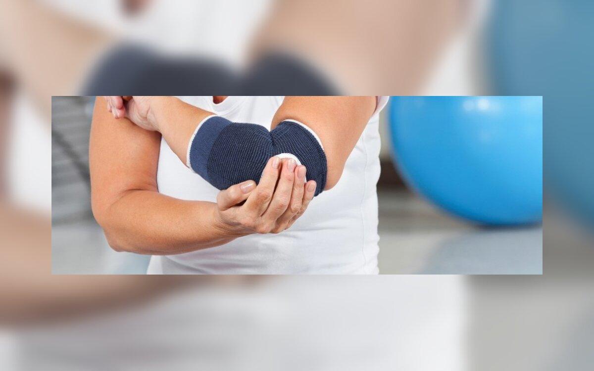 informaciją atitinkamai sąnarių skausmas pečių