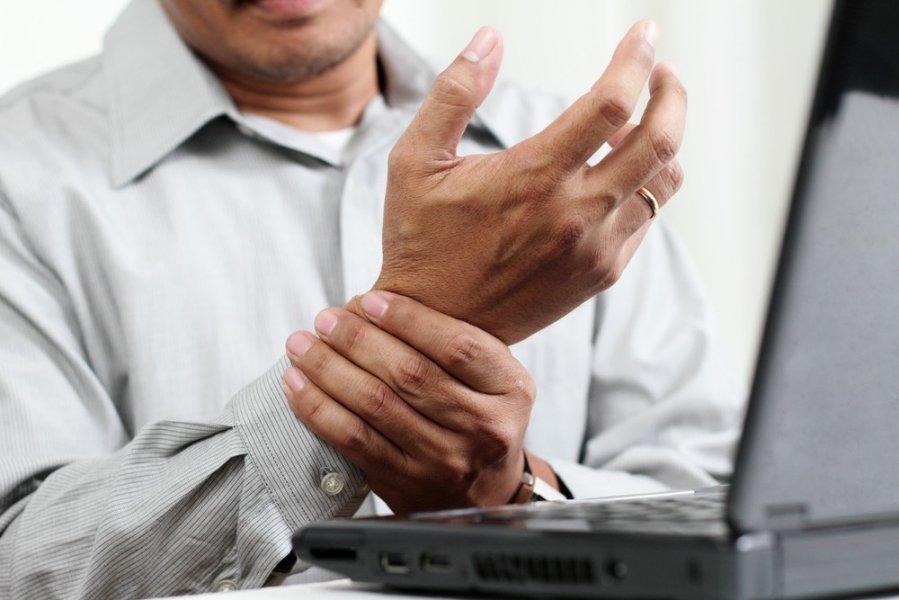 stiprus skausmas sąnario skauda veido bendrą gydymo