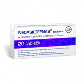 stiprus vaistai nuo skausmo receptiniai