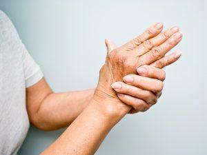 nuo skausmo artrito