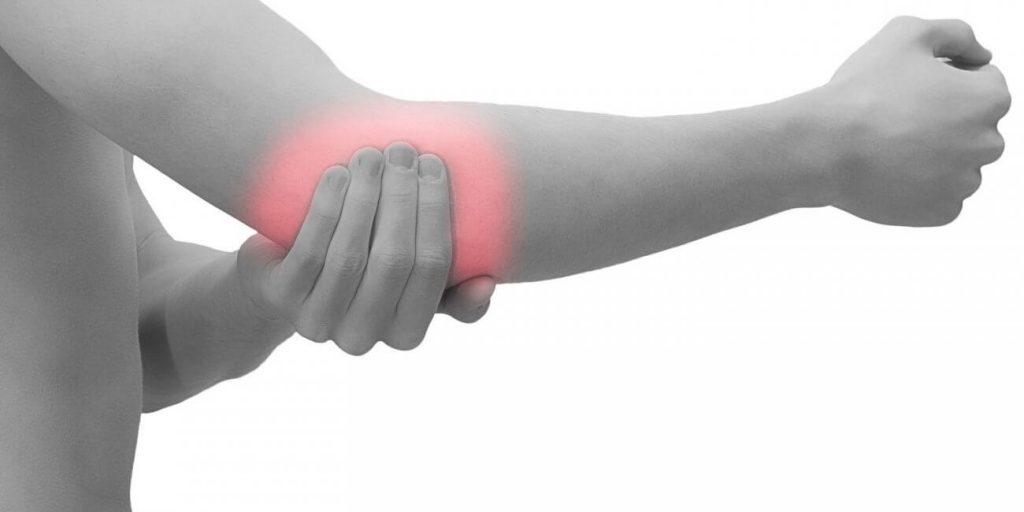 skausmas rankos sąnarių pratęsimo