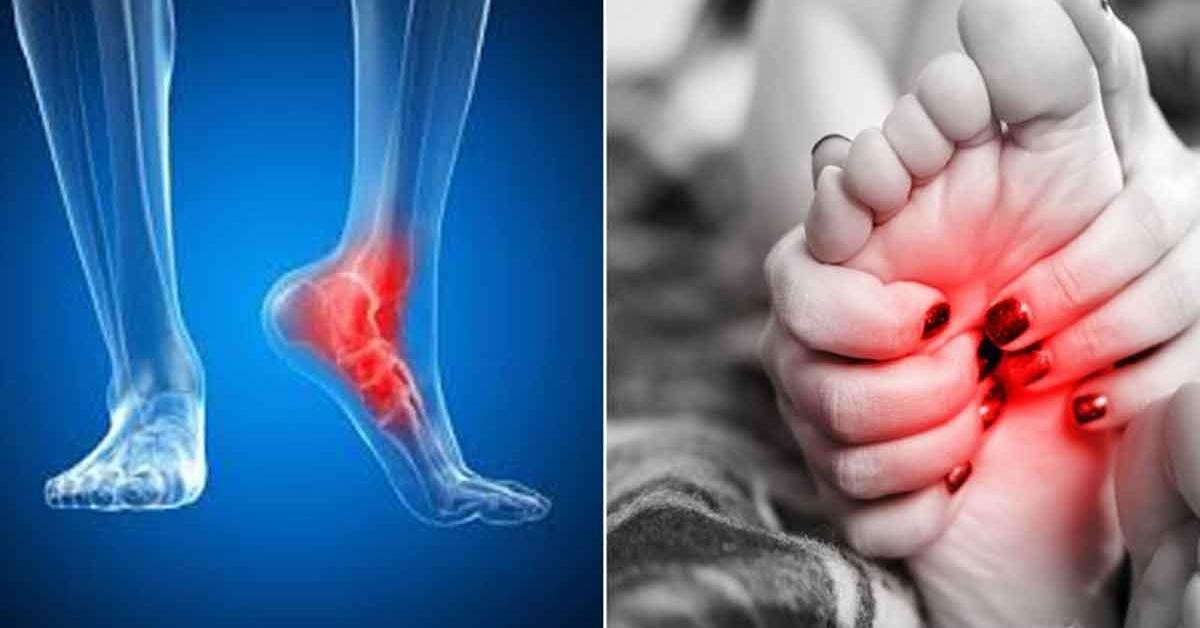 nuo pėdos skausmo kai sąnariai kenkia savo rankomis