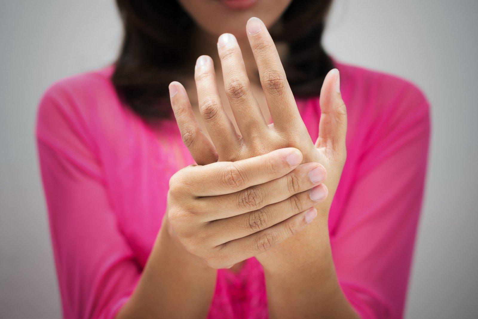 reumatinės ligos sąnarių gydymo