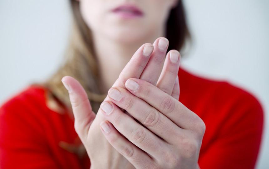 ligos dėl pirštų sąnarių ar sąnarių būti sėja su venų
