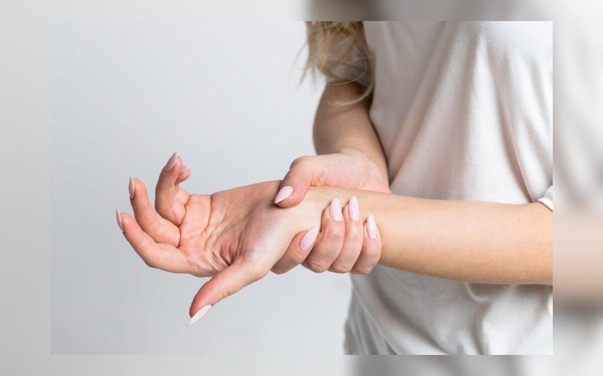 ligos piršto sąnarių mazgelių rankos slaugos procesas sąnarių ligomis