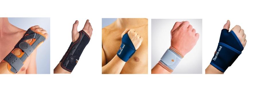 artritas riešo ginklų po traumos