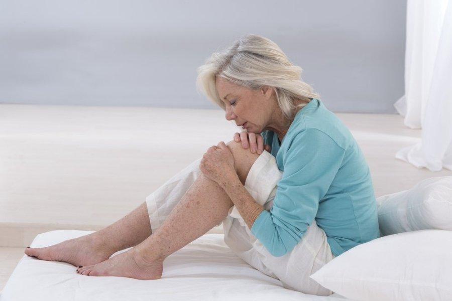 bobutė agafia sąnarių skausmas