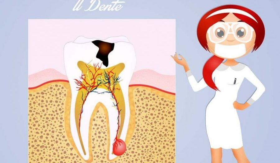 sąnarių ligos ir dantų