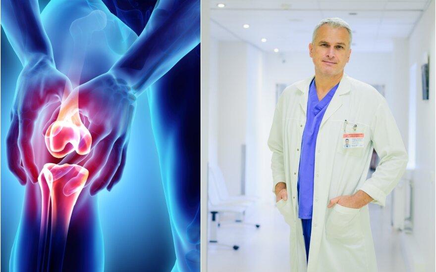 skausmas į pečių dilbio rankų sąnarių gelis sąnarių artrozės iš