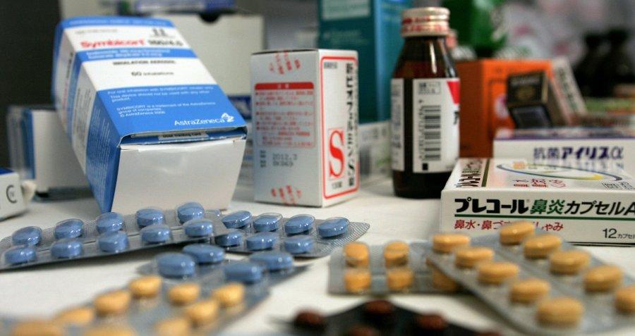 nuo skausmo bendrose tablečių