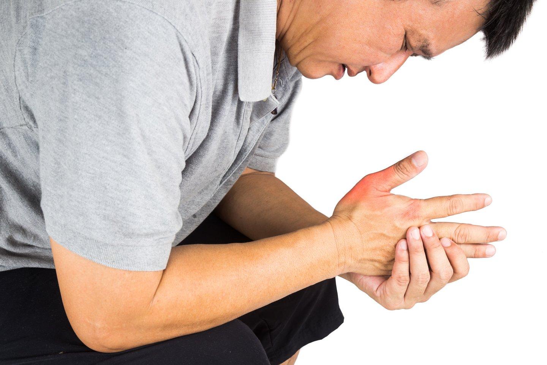 po to kai infekcinio artrito sąnarių gydo sąnarių gydymas