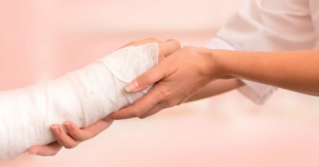 skauda nykščio sąnarį ką daryti gydomasis tepalas osteochondrozės