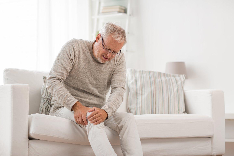 sąnarių ligų gydymo senyviems žmonėms