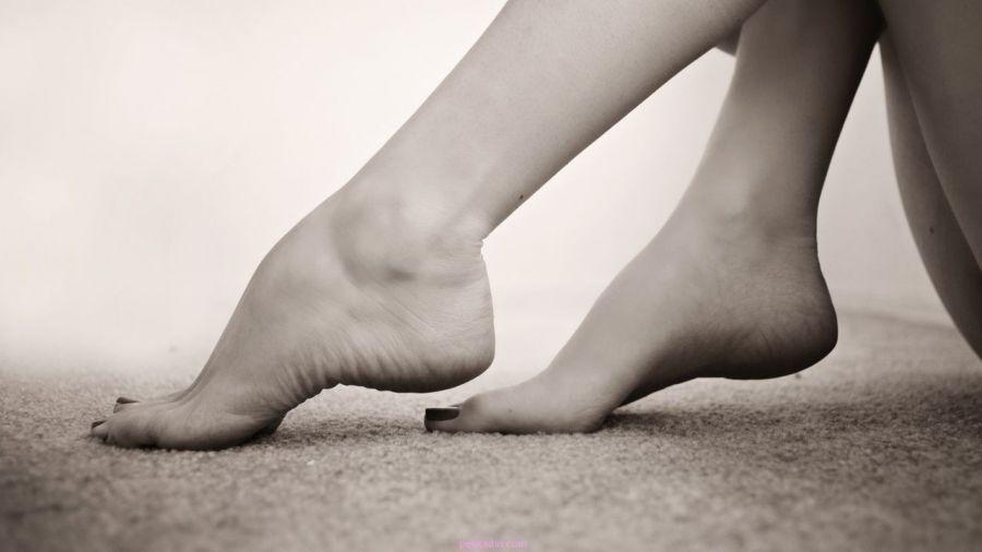 sąnarių pėdos nuo nieko