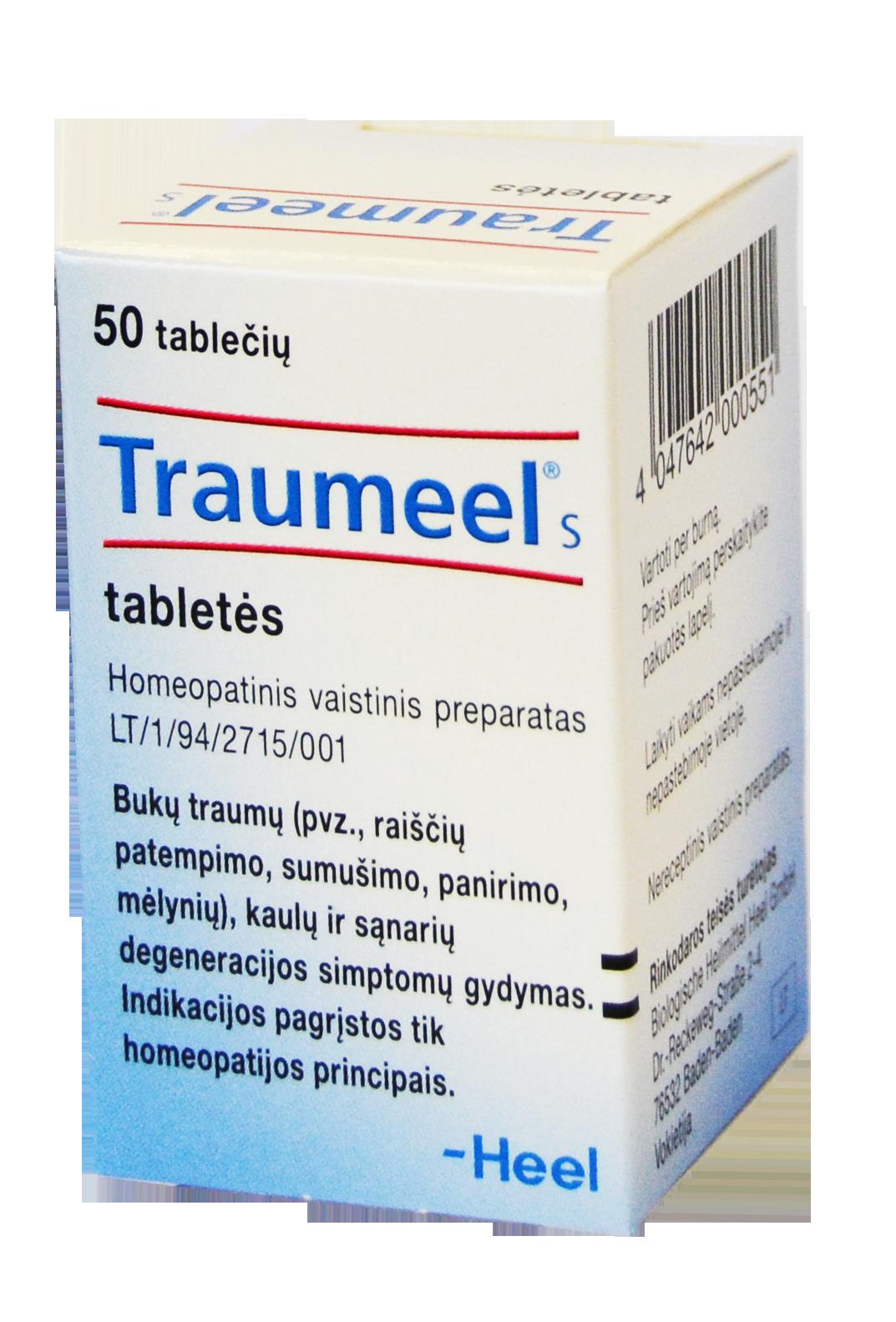 tabletės sąnarių gydymo